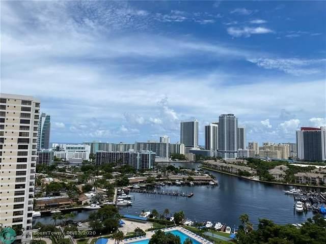 600 Three Islands Blvd #1713, Hallandale, FL 33009 (MLS #F10242848) :: United Realty Group