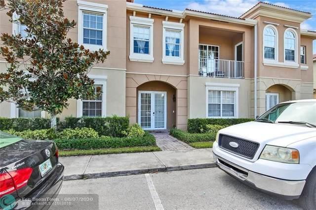 5862 Hampton Hills Blvd #5862, Tamarac, FL 33321 (#F10242872) :: Posh Properties