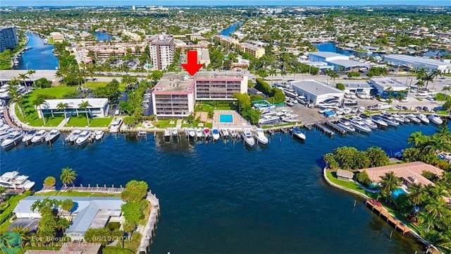 740 S Federal Hwy #215, Pompano Beach, FL 33062 (MLS #F10242890) :: Berkshire Hathaway HomeServices EWM Realty