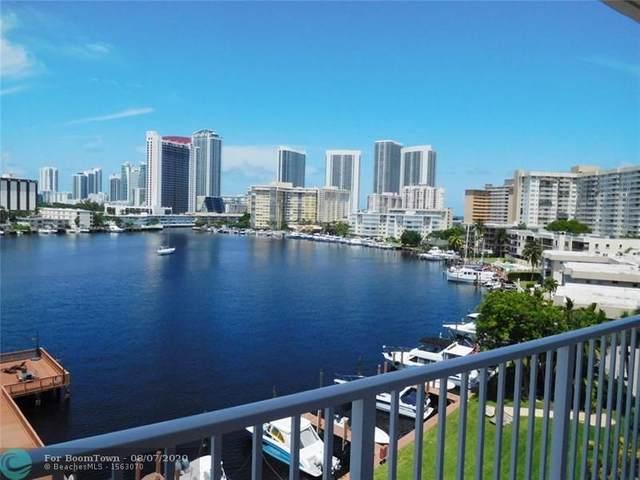 400 Golden Isles Dr #55, Hallandale, FL 33009 (MLS #F10242892) :: Lucido Global