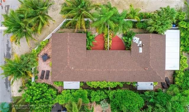 2000 NE 18th St, Fort Lauderdale, FL 33305 (MLS #F10242922) :: Berkshire Hathaway HomeServices EWM Realty