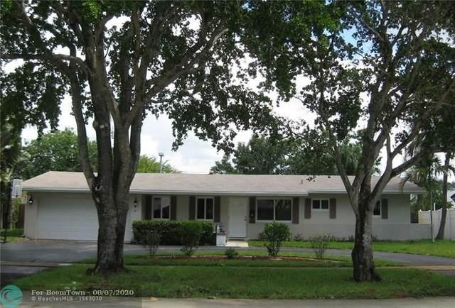 7141 NW 11th Pl, Plantation, FL 33313 (MLS #F10242940) :: United Realty Group