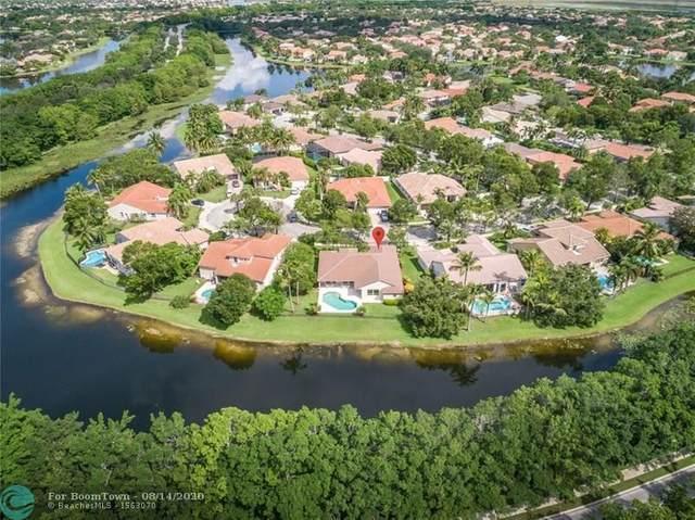 160 Montclaire Dr, Weston, FL 33326 (MLS #F10242954) :: Castelli Real Estate Services