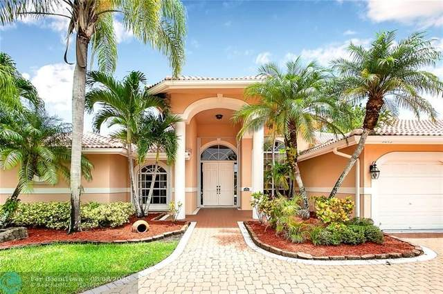 5043 NW 102nd Dr, Coral Springs, FL 33076 (MLS #F10243039) :: Castelli Real Estate Services