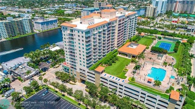 3020 NE 32nd Ave #607, Fort Lauderdale, FL 33308 (MLS #F10243048) :: Castelli Real Estate Services