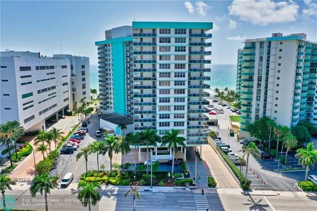 3725 S Ocean Dr #1421, Hollywood, FL 33019 (#F10243062) :: Manes Realty Group