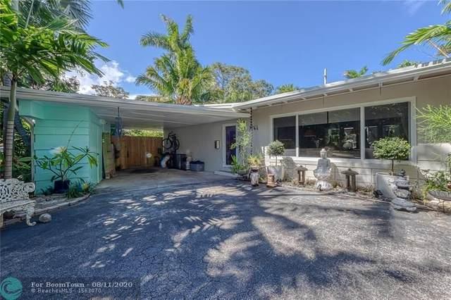 2764 NE 15th Ave, Wilton Manors, FL 33334 (MLS #F10243074) :: Berkshire Hathaway HomeServices EWM Realty
