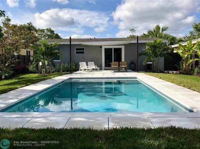 1716 NW 7th Ave, Fort Lauderdale, FL 33311 (MLS #F10243076) :: Berkshire Hathaway HomeServices EWM Realty