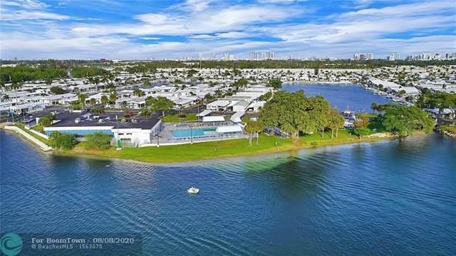 131 Marine Ct, Hallandale, FL 33009 (#F10243084) :: Ryan Jennings Group