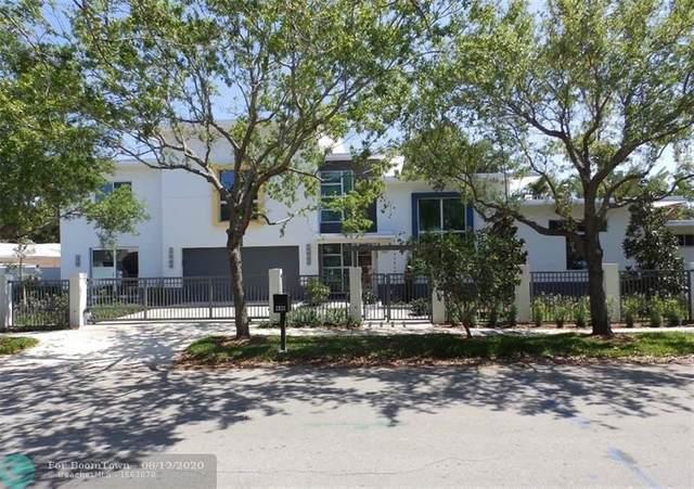 440 NE 17th Ave, Fort Lauderdale, FL 33301 (MLS #F10243094) :: The Paiz Group