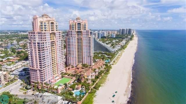 2110 N Ocean Blvd 18E, Fort Lauderdale, FL 33305 (MLS #F10243106) :: Castelli Real Estate Services