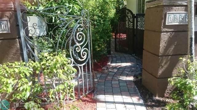 1857 Buchanan St, Hollywood, FL 33020 (MLS #F10243143) :: Lucido Global