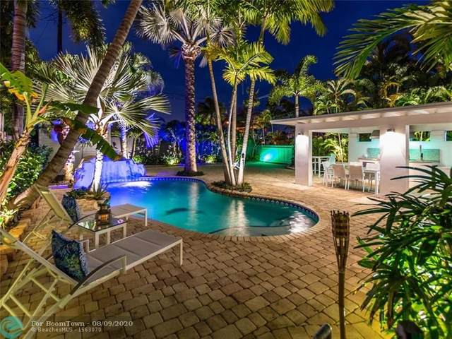 745 NE 20th Ave, Fort Lauderdale, FL 33304 (MLS #F10243162) :: Green Realty Properties