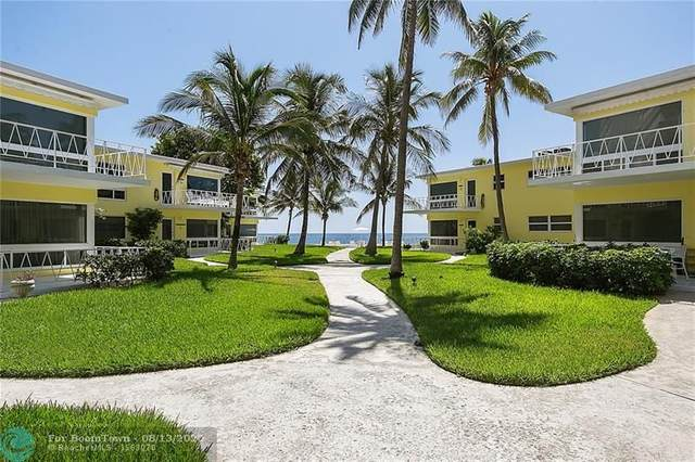 1398 S Ocean Blvd #16, Pompano Beach, FL 33062 (#F10243173) :: Ryan Jennings Group