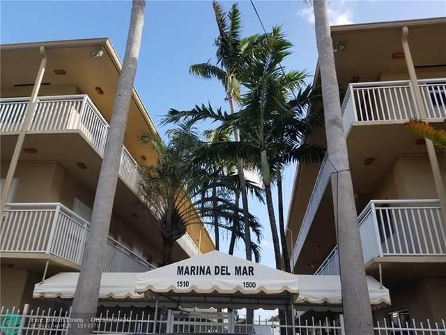 1500 SE 15th St #319, Fort Lauderdale, FL 33316 (MLS #F10243180) :: Green Realty Properties