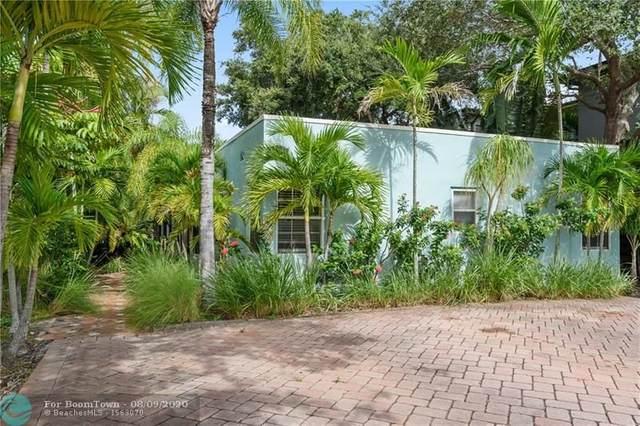 443 NE 17th Way, Fort Lauderdale, FL 33301 (#F10243181) :: Ryan Jennings Group