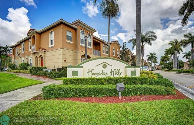 8985 Lancaster St, Tamarac, FL 33321 (MLS #F10243247) :: Berkshire Hathaway HomeServices EWM Realty