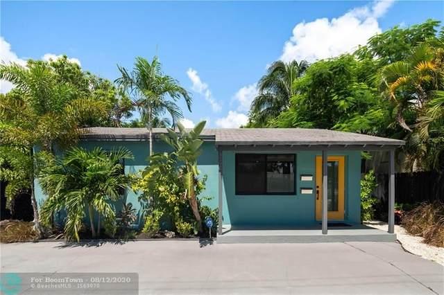 1441 N Andrews Ave, Fort Lauderdale, FL 33311 (MLS #F10243287) :: Berkshire Hathaway HomeServices EWM Realty