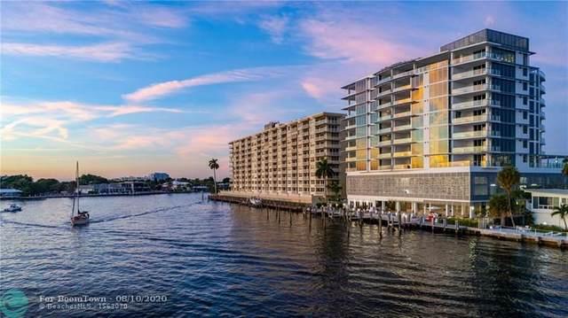 435 Bayshore Drive #602, Fort Lauderdale, FL 33304 (MLS #F10243288) :: Castelli Real Estate Services