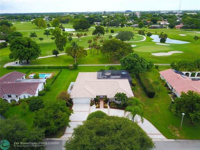 11091 NW 26th Dr, Coral Springs, FL 33065 (#F10243323) :: Ryan Jennings Group