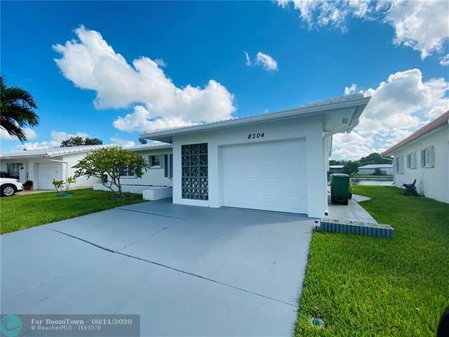 8304 NW 58TH ST, Tamarac, FL 33321 (MLS #F10243363) :: Miami Villa Group