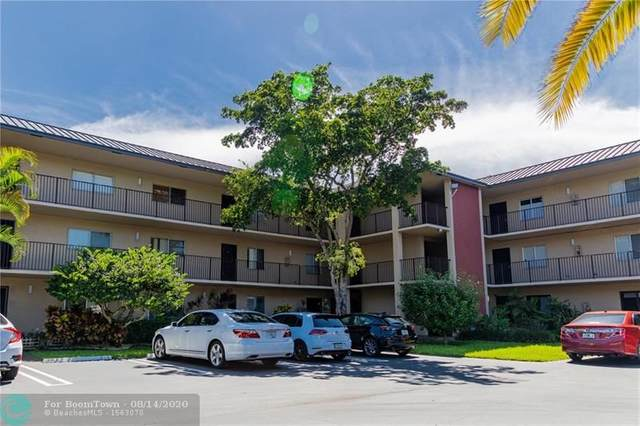 2212 N Cypress Bend Dr #207, Pompano Beach, FL 33069 (MLS #F10243374) :: THE BANNON GROUP at RE/MAX CONSULTANTS REALTY I