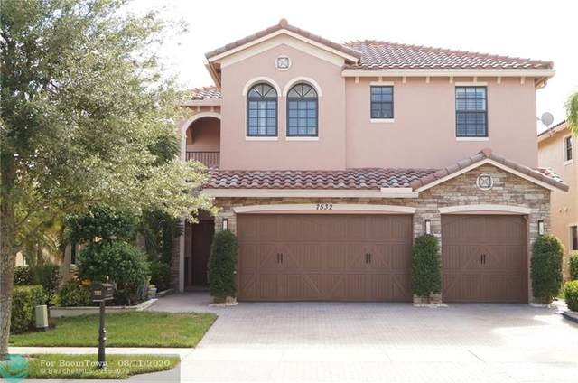 7532 NW 110th Dr, Parkland, FL 33076 (MLS #F10243413) :: United Realty Group