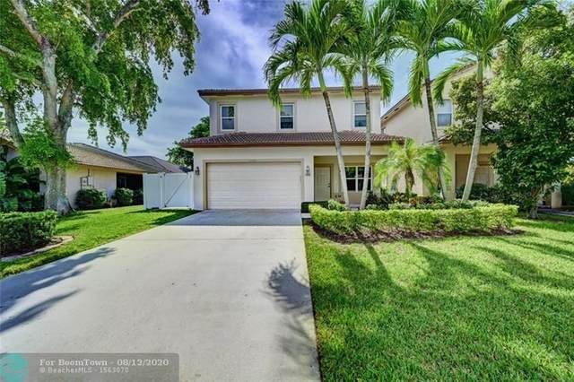 2350 NW 116th Ter, Coral Springs, FL 33065 (MLS #F10243414) :: United Realty Group