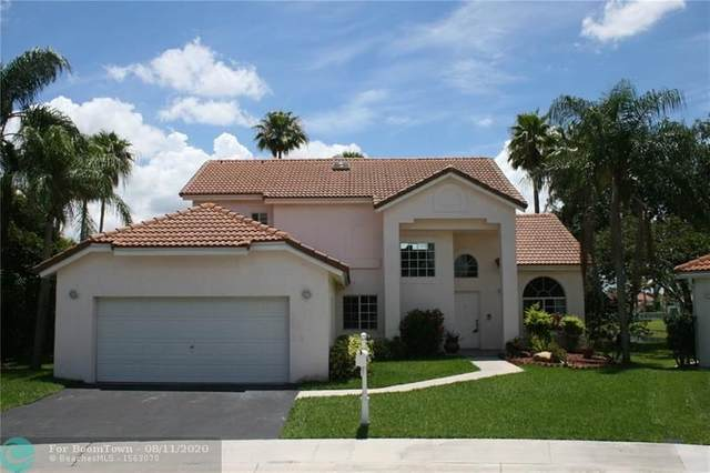 1140 Spyglass, Weston, FL 33326 (MLS #F10243420) :: Berkshire Hathaway HomeServices EWM Realty