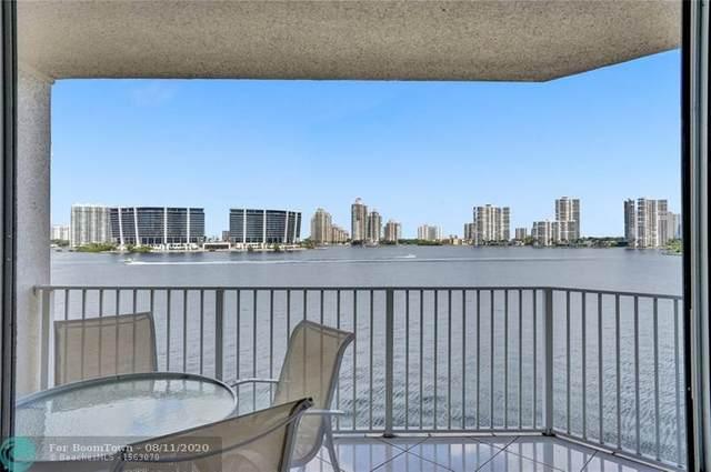18260 N Bay Rd #610, Sunny Isles Beach, FL 33160 (MLS #F10243425) :: Berkshire Hathaway HomeServices EWM Realty