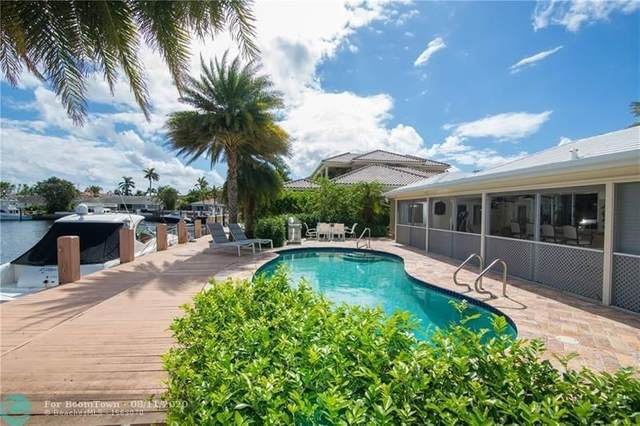 3220 NE 23rd Ave, Lighthouse Point, FL 33064 (MLS #F10243439) :: Green Realty Properties