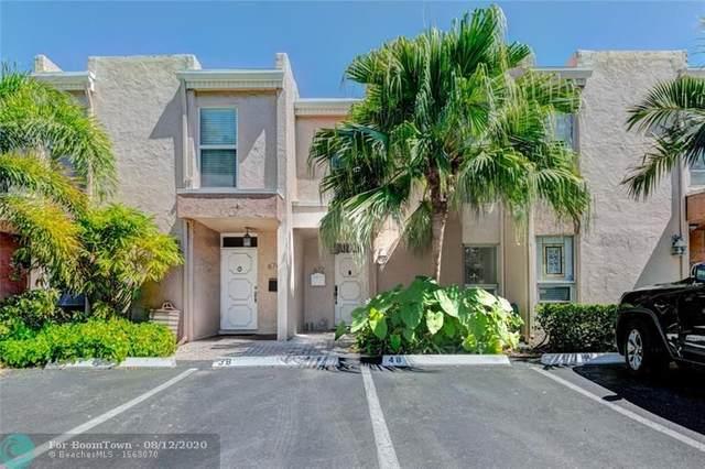 672 Kensington Pl 4B, Wilton Manors, FL 33305 (MLS #F10243447) :: Berkshire Hathaway HomeServices EWM Realty
