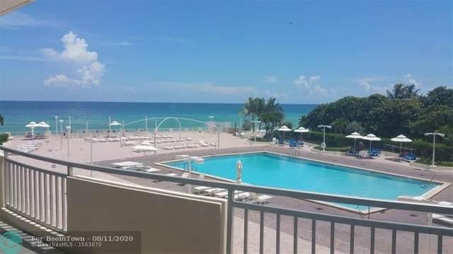 3180 S Ocean Dr #211, Hallandale Beach, FL 33009 (#F10243484) :: The Rizzuto Woodman Team