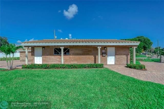2600 N Andrews Av, Wilton Manors, FL 33311 (MLS #F10243517) :: Berkshire Hathaway HomeServices EWM Realty