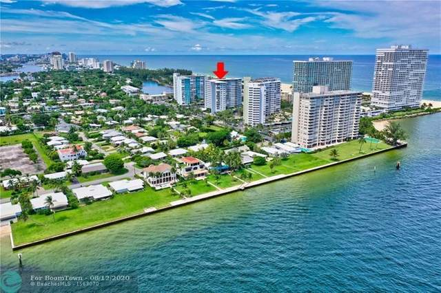 1920 S Ocean Dr #1704, Fort Lauderdale, FL 33316 (MLS #F10243540) :: United Realty Group