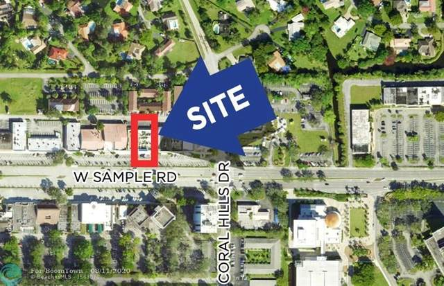 9661 W Sample Rd, Coral Springs, FL 33065 (#F10243559) :: The Rizzuto Woodman Team