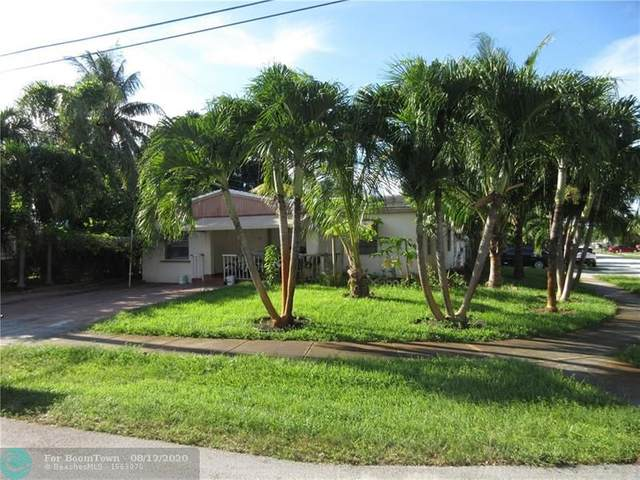 101 NW 53rd Ct, Oakland Park, FL 33309 (MLS #F10243607) :: Castelli Real Estate Services