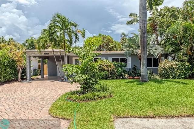 1327 NE 14th Ct, Fort Lauderdale, FL 33304 (MLS #F10243610) :: Berkshire Hathaway HomeServices EWM Realty