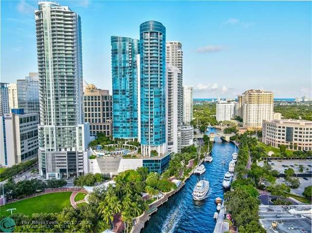 333 Las Olas Way #1104, Fort Lauderdale, FL 33301 (MLS #F10243632) :: Berkshire Hathaway HomeServices EWM Realty