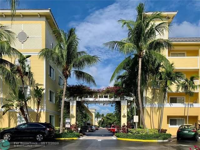 1515 E Broward Blvd #207, Fort Lauderdale, FL 33301 (MLS #F10243634) :: Green Realty Properties