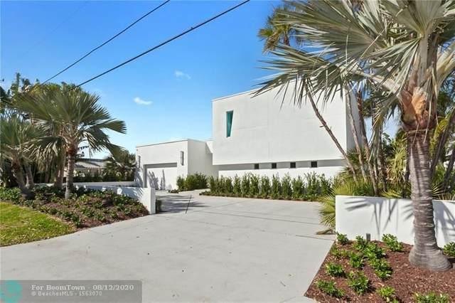 2945 NE 19th St, Pompano Beach, FL 33062 (MLS #F10243637) :: The Paiz Group