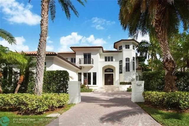 365 Gulf Rd, Key Biscayne, FL 33149 (MLS #F10243639) :: The Paiz Group