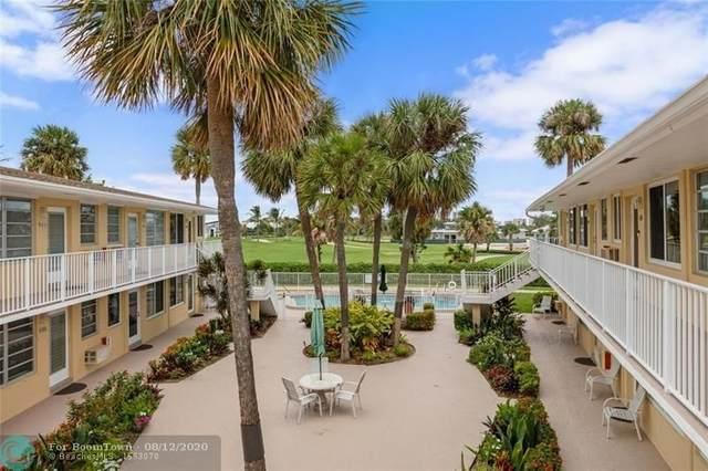 3912 NE 22nd Ave B3, Fort Lauderdale, FL 33308 (MLS #F10243649) :: Berkshire Hathaway HomeServices EWM Realty