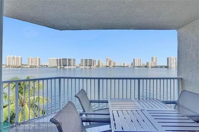 18260 N Bay Rd #608, Sunny Isles Beach, FL 33160 (MLS #F10243655) :: Berkshire Hathaway HomeServices EWM Realty