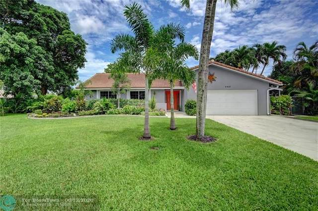 4401 NW 105th Ter, Coral Springs, FL 33065 (MLS #F10243667) :: United Realty Group