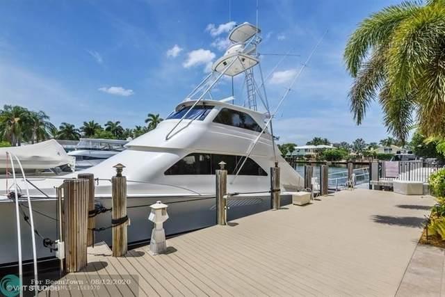 63 Isla Bahia Dr, Fort Lauderdale, FL 33316 (MLS #F10243672) :: Berkshire Hathaway HomeServices EWM Realty