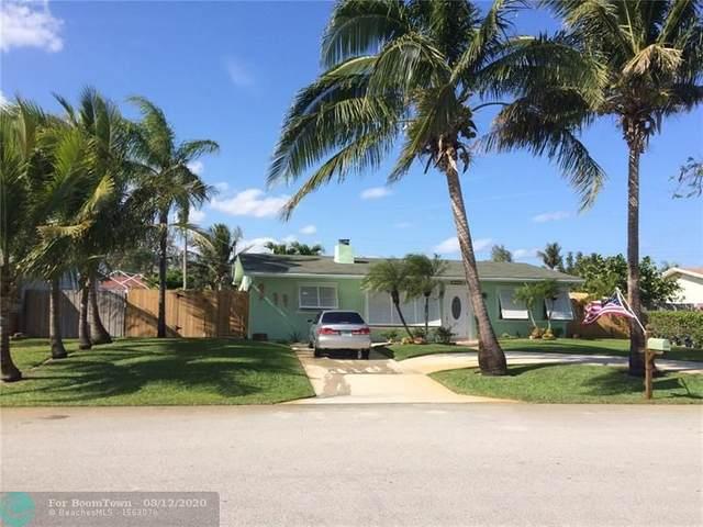 1131 NE 23rd Ct, Pompano Beach, FL 33064 (MLS #F10243688) :: THE BANNON GROUP at RE/MAX CONSULTANTS REALTY I