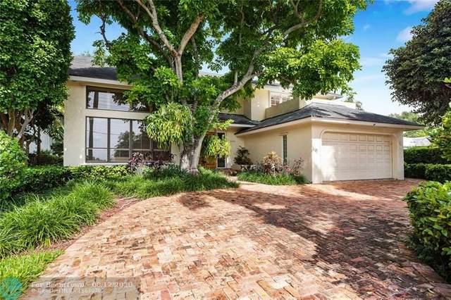 1109 Cordova Rd, Fort Lauderdale, FL 33316 (MLS #F10243695) :: Green Realty Properties