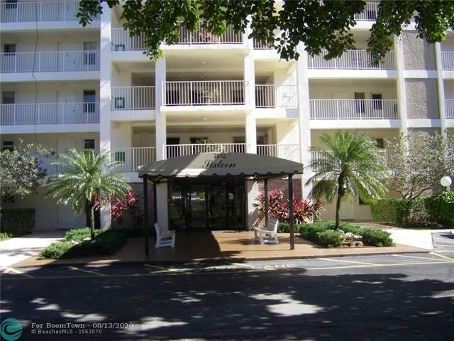2650 S Course Dr. #105, Pompano Beach, FL 33069 (MLS #F10243708) :: Green Realty Properties