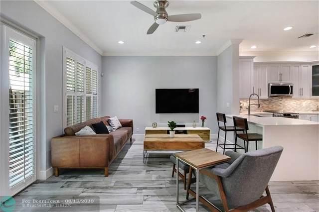619 NE 11th #619, Fort Lauderdale, FL 33304 (MLS #F10243721) :: Green Realty Properties